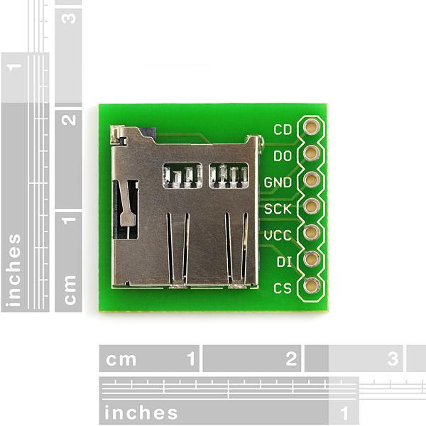 Placa microSD Transflash 3
