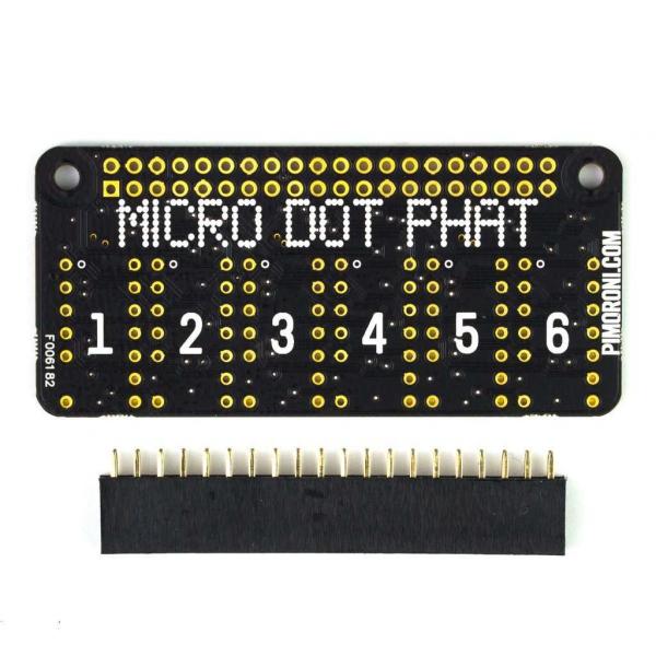 Placa pHAT only – Micro Dot pHAT 0