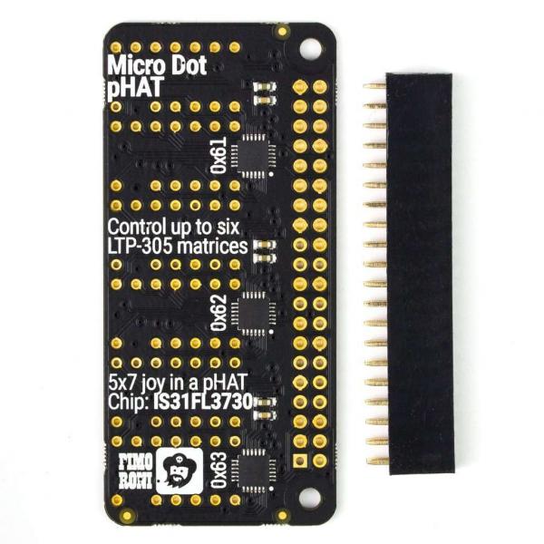 Placa pHAT only – Micro Dot pHAT 1