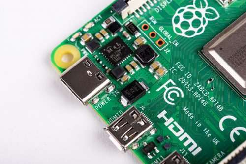 Placa Raspberry Pi 4 Model B - 4GB 1