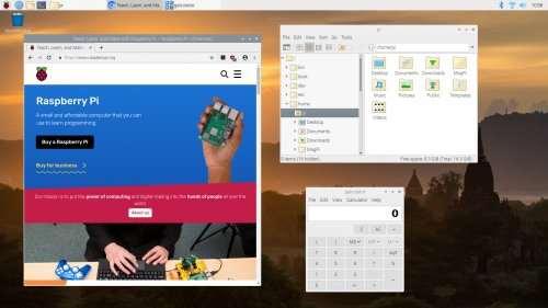 Placa Raspberry Pi 4 Model B - 2GB [4]