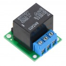 Placa releu SPDT  5VDC 0