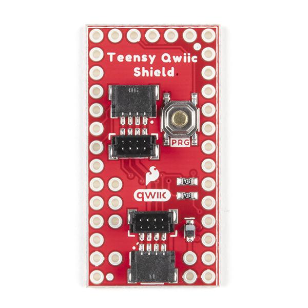 Placa SparkFun Qwiic Shield pentru Teensy 5