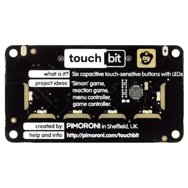 Placa touch:bit 1