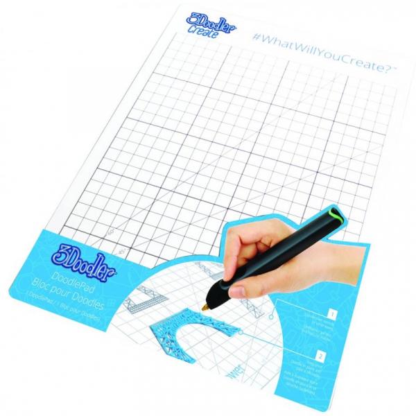 Plansa desen pentru 3Doodler Create 1