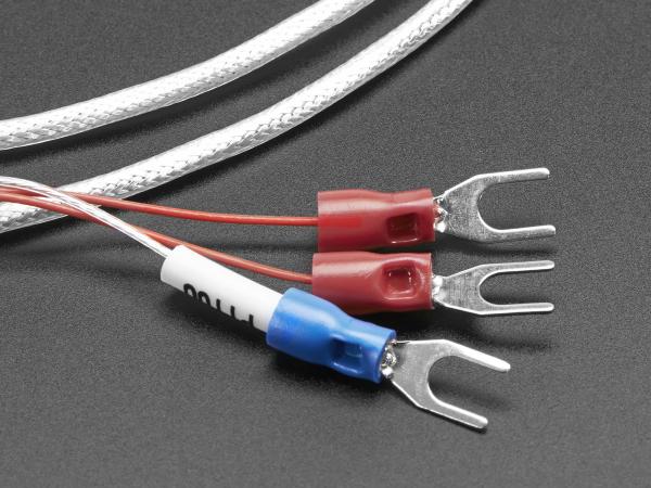 Senzor RTD  PT100 - 3 Wire 1 metru 2