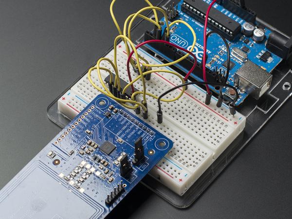 PN532 NFC/RFID  breakout board 1