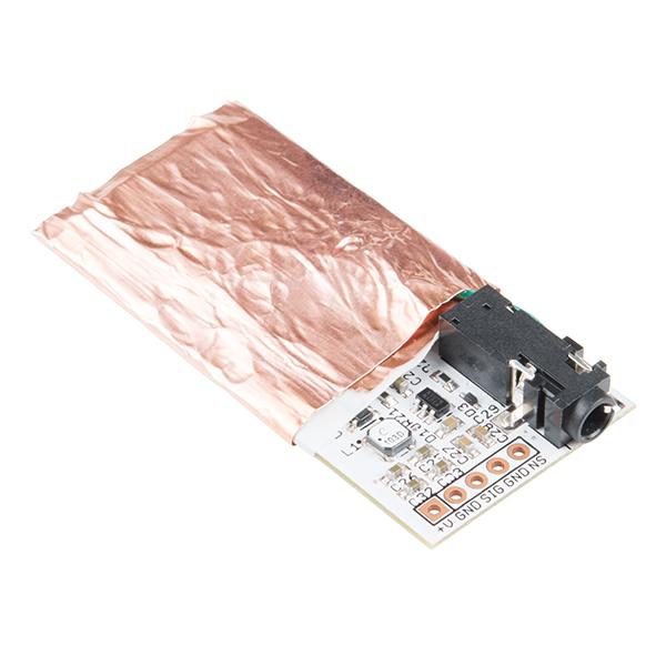 Sensor Pocket Geiger  Tip 5 0