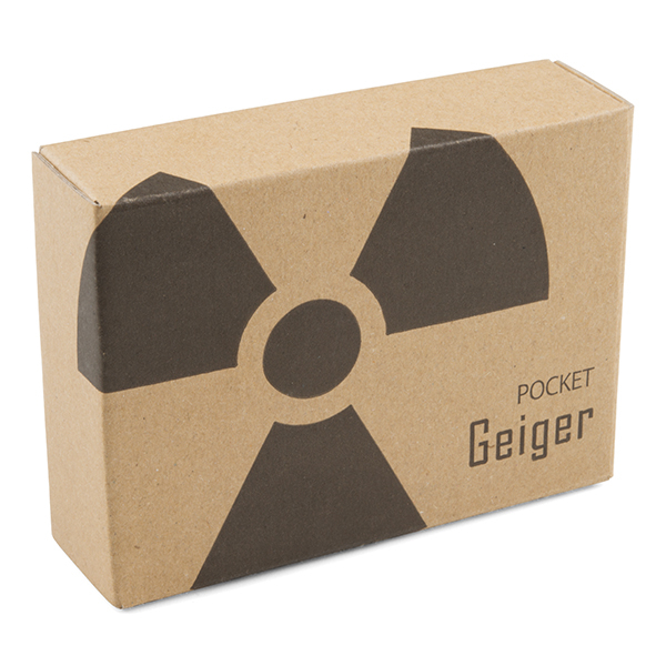 Sensor Pocket Geiger  Tip 5 5