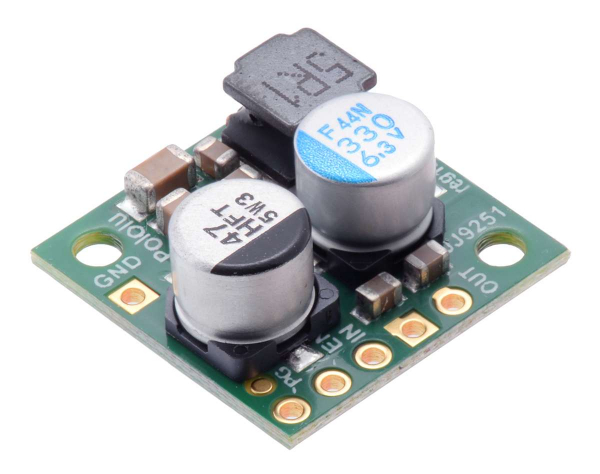 Regulator 3.3V, 2.6A Step-Down D24V22F3 0