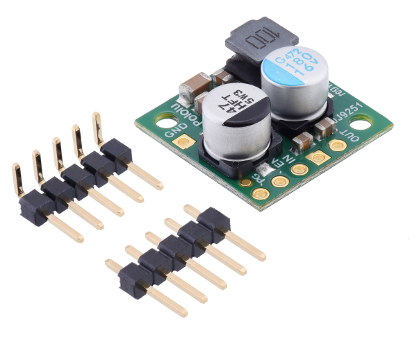 Regulator 3.3V, 2.6A Step-Down D24V22F3 2