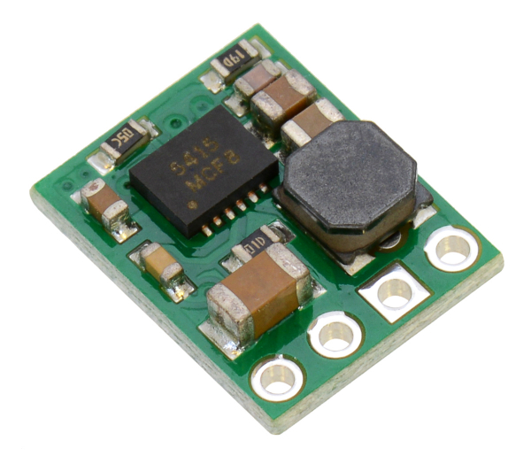Regulator Step-Down 3.3V, 500mA  D24V5F3 0