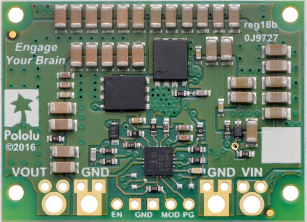 Regulator Step-Down 5V, 15A  D24V150F5 2