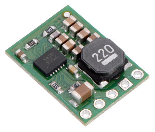 Regulator de tensiune Step-Down  5V, 1A  D24V10F5 0