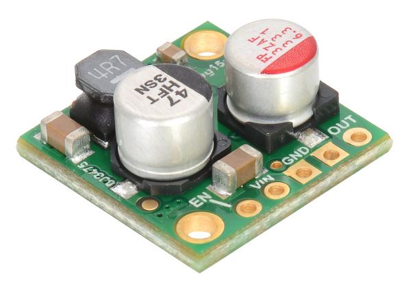 Regulator 5V, 2.5A Step-Down D24V25F5 0