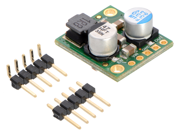 Regulator de tensiune  Step-Down 5V, 5A  D24V50F5 0