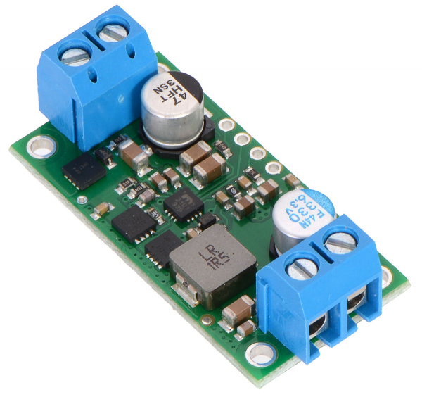 Regulator  Step-Down  5V 9A  D24V90F5 1