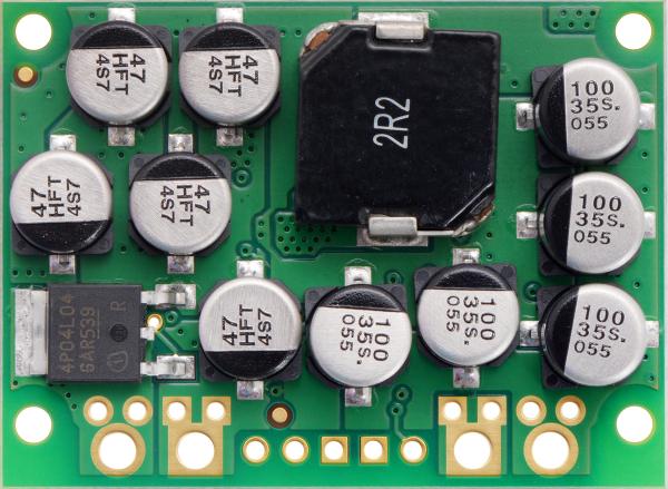Regulator Step-Down 6V, 15A D24V150F6 1