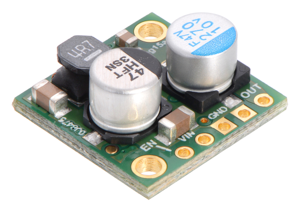 Regulator de tensiune Step-Down 6V, 2.5A D24V25F6 0