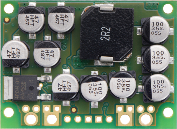 Regulator Step-Down 7.5V, 15A D24V150F7 1
