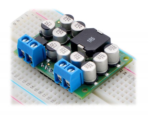 Regulator Step-Down 7.5V, 15A D24V150F7 4