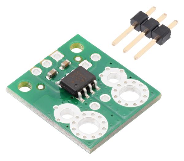 Pololu ACHS-7124 -40A/+40A breakout senzor curent 3