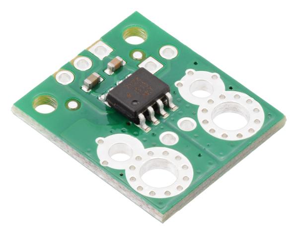 Pololu ACHS-7124 -40A/+40A breakout senzor curent 0