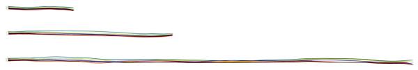 Pololu cablu JST SH, 6 pini, 30cm 1