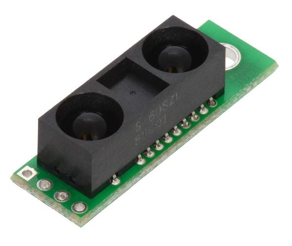 Senzor de distanta Sharp GP2Y0A60SZLF 10-150cm, 5V 0
