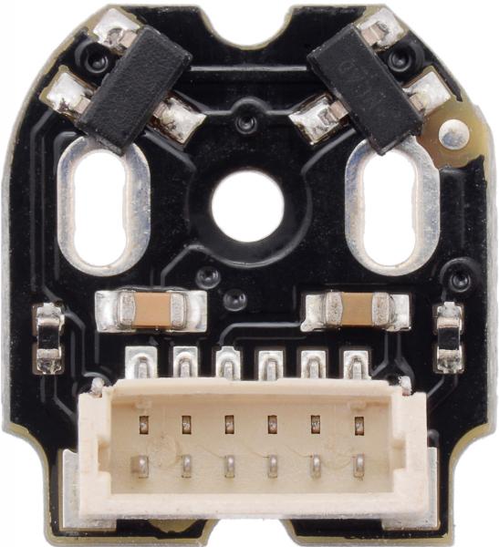 Pololu codificatori cuadratura, conector superior, 12CPR, 2.7 - 18V [3]