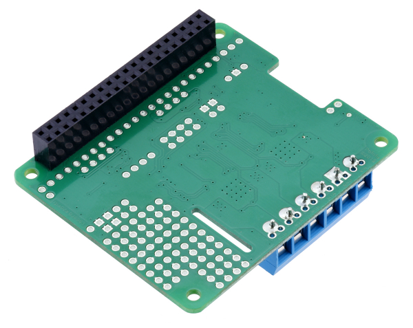 MC33926 Dual Motor Driver pentru Raspberry Pi 2