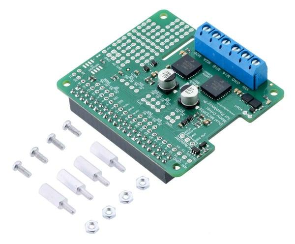 MC33926 Dual Motor Driver pentru Raspberry Pi 0