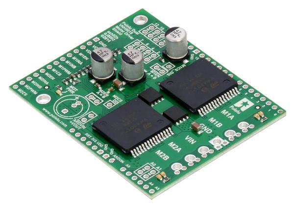 Driver motor dual VNH5019 Shield Arduino 0