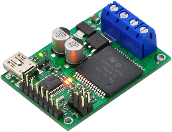 Pololu Jrk 12V12A USB Motor Controller 2