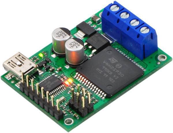 Pololu Jrk 12V12A USB Motor Controller 0