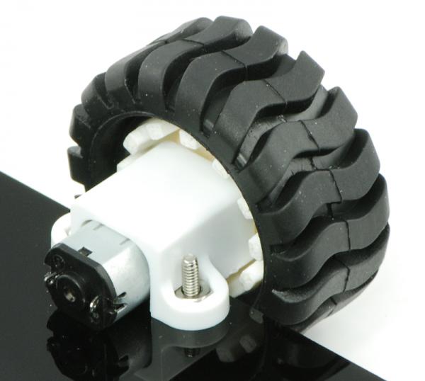 Pololu motor electric micro metal 15:1 HPCB 6V 4
