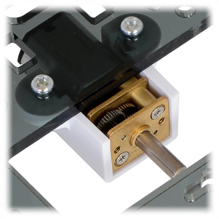 Pololu motor electric micro metal 50:1 HPCB 12V [2]