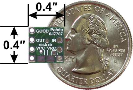 Comutator RC  Digital Output [1]