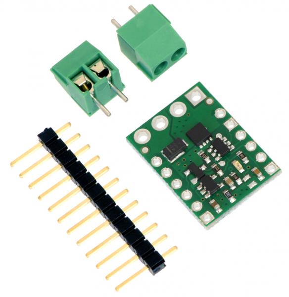 Comutator RC  cu MOSFET 2