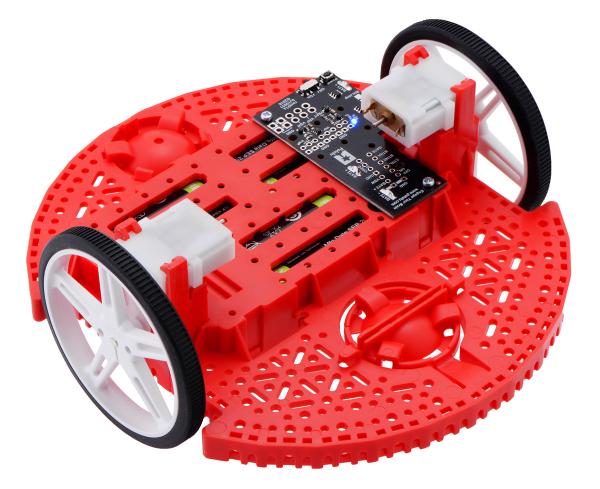 Power Distribution pentru robotul  Romi [1]