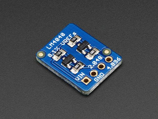 LM4040 Voltage Reference Breakout - 2.048V si 4.096V 3