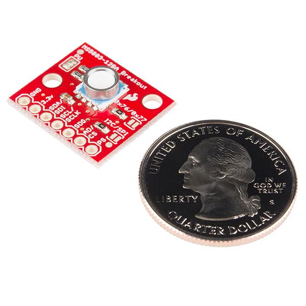 Senzor de presiune  MS5803-14BA Breakout 0