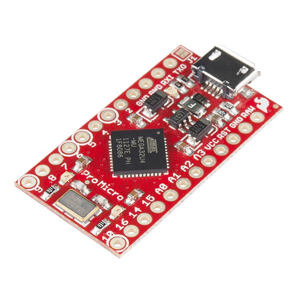 Pro Micro 3.3V/8MHz  - ATMega 32U4 0