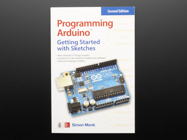 Programming Arduino By Simon Monk - Second Edition 0