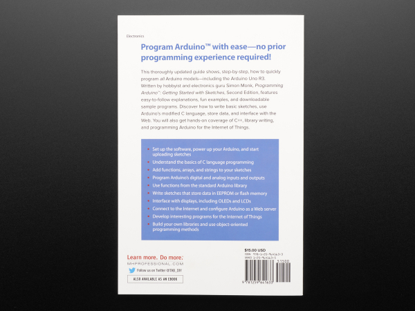 Programming Arduino By Simon Monk - Second Edition 5