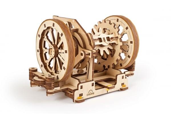 Puzzle mecanic Ugears Diferentialul [3]