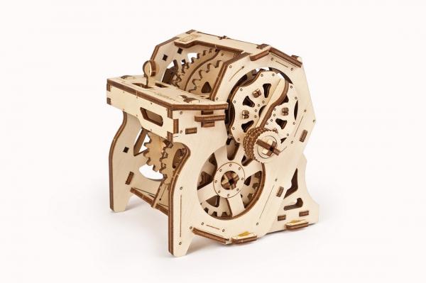 Puzzle mecanic Ugears Cutia de viteze 2