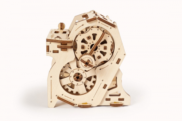 Puzzle mecanic Ugears Cutia de viteze 3