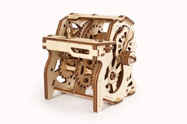 Puzzle mecanic Ugears Cutia de viteze 0