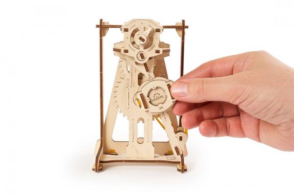 Puzzle mecanic Ugears Pendul 3
